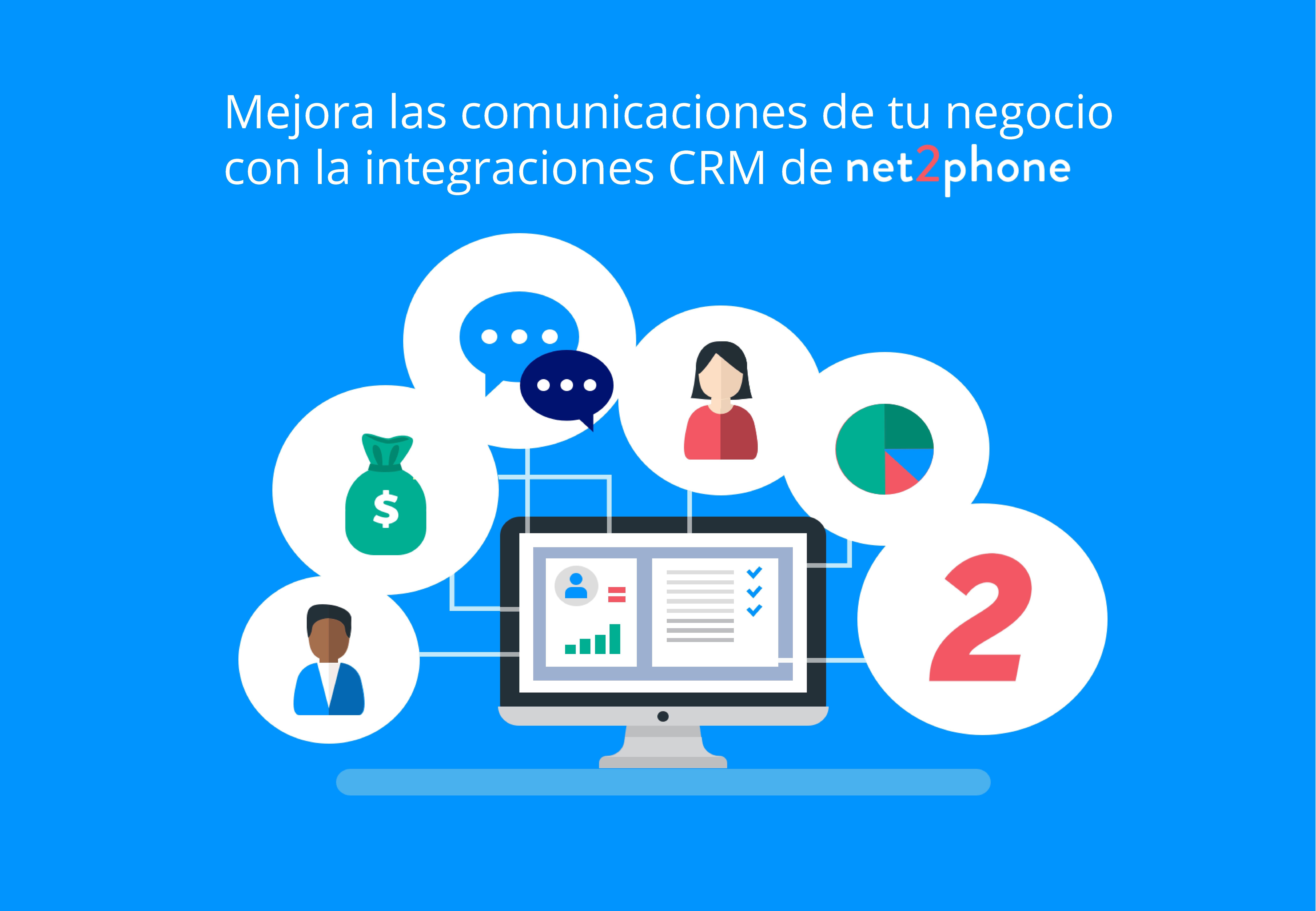 Cómo la integración de servicios de telefonía con plataformas CRM beneficia a las empresas