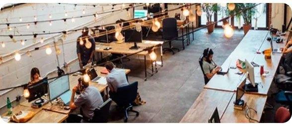 net2phone segmentos - Tecnologia y Coworking